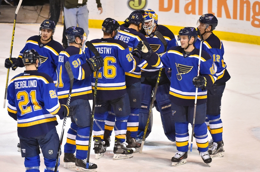 St Louis Blues 5 Players With Something To Prove