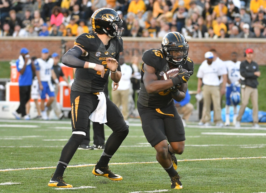 new style 80769 a1d44 Mizzou's Damarea Crockett Continues To Produce As True Freshman