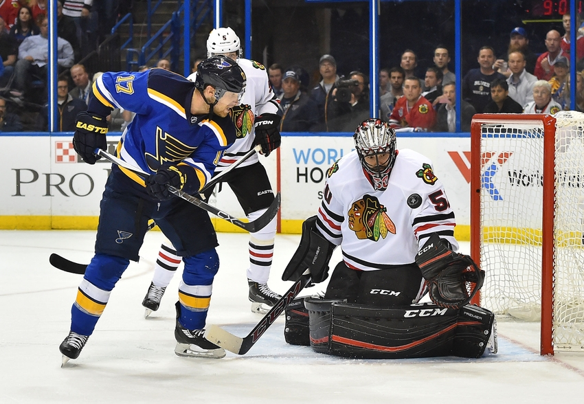 best website ae360 f2df8 Can St. Louis Blues Continue Winning Streak vs. Chicago ...