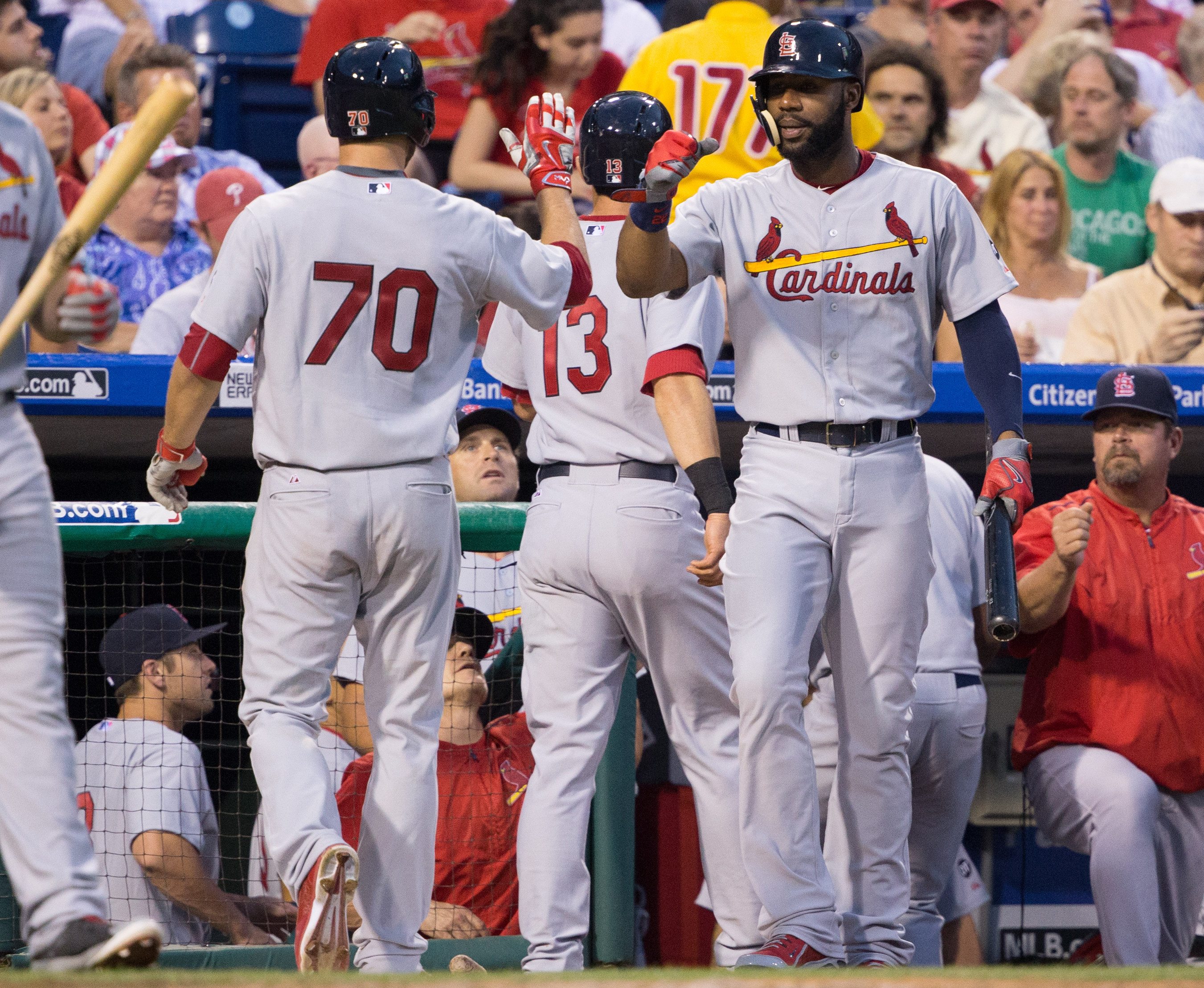 cb87f872d Best players by number in St. Louis Cardinals history  99-70